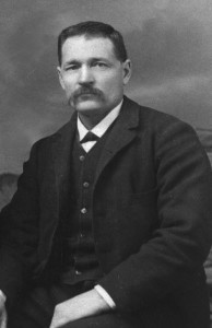 Robert Currie Beardsley; founder of the Challis Hot Springs.